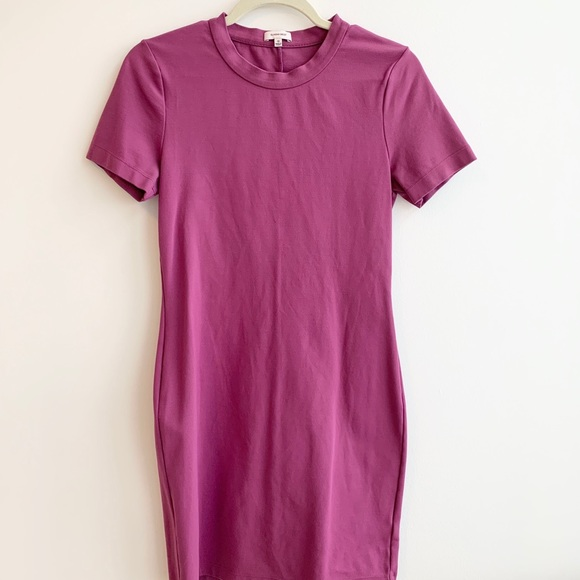 Aritzia Dresses & Skirts - Eggplant Bodycon Dress